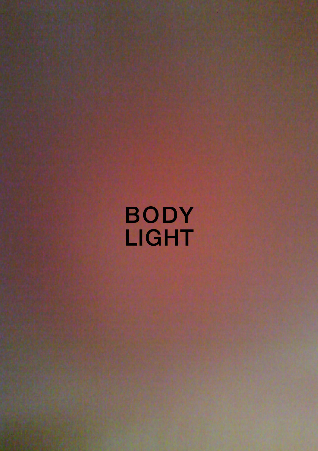 Isabella Fürnkäs BODY LIGHT